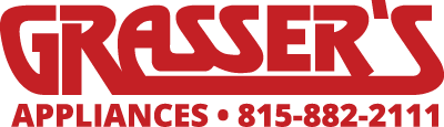 Grasser's Appliances Logo